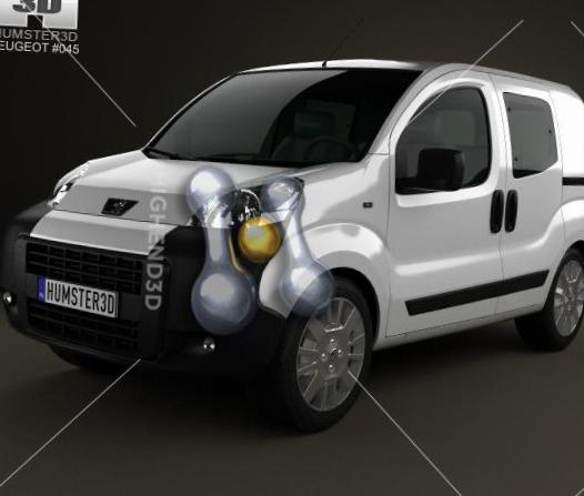 Peugeot Bipper Tepee new 2013