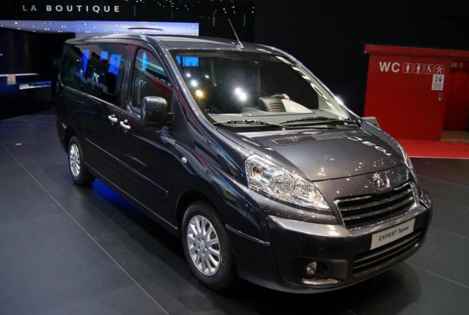Peugeot Expert Tepee Specification liftback