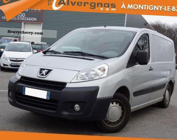 Peugeot Expert Fourgon used 2008