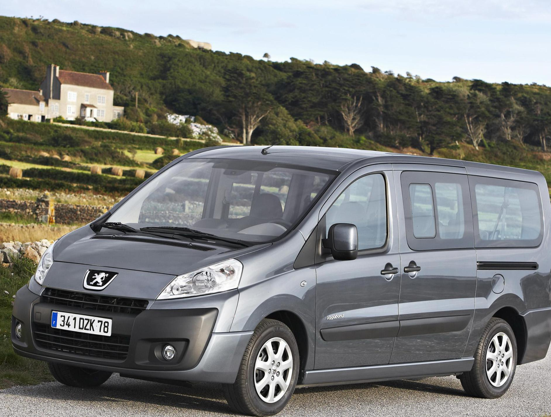 Expert Tepee Peugeot Specification 2008