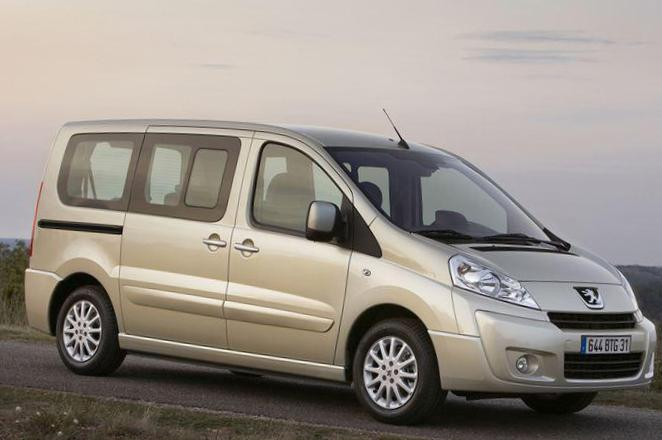 Peugeot Expert Tepee approved 2012