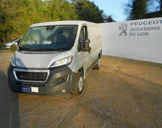 Boxer Fourgon Peugeot how mach 2013