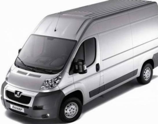 Boxer Fourgon Peugeot Specification van