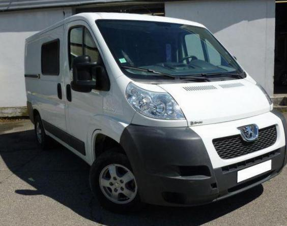Peugeot Boxer Fourgon prices 2011