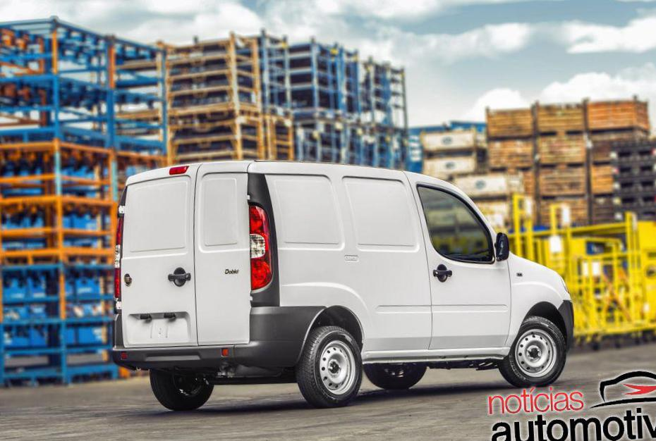 Fiat Doblo Cargo approved hatchback