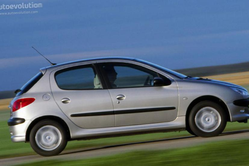 Peugeot 206 5 doors for sale hatchback