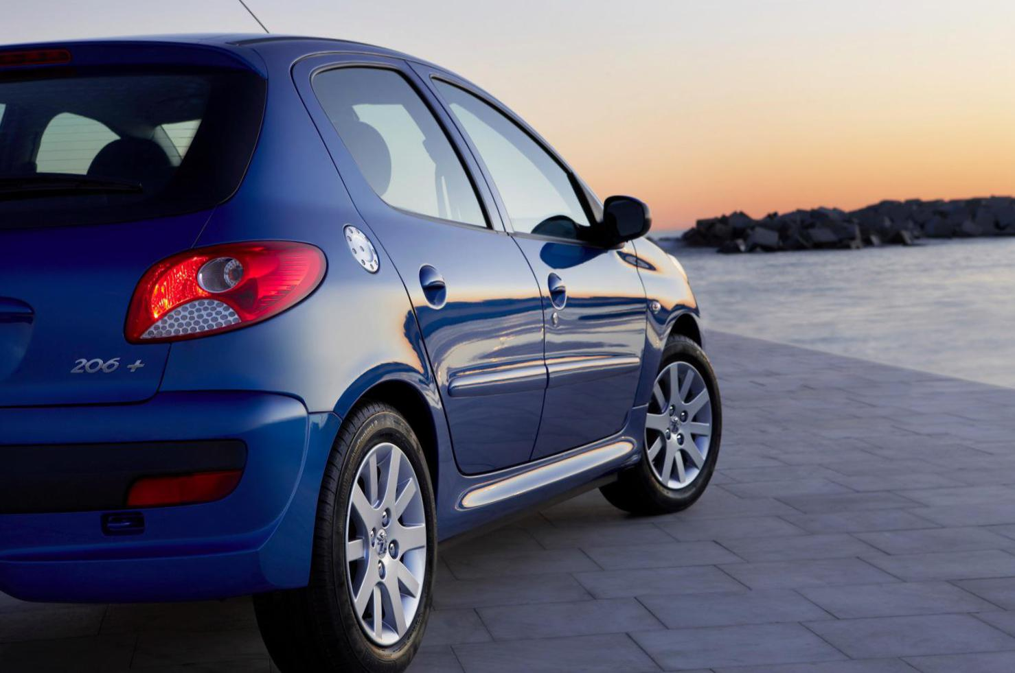 Peugeot 206 5 doors reviews 2015