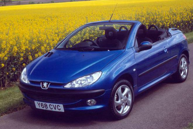 206 CC Peugeot reviews wagon