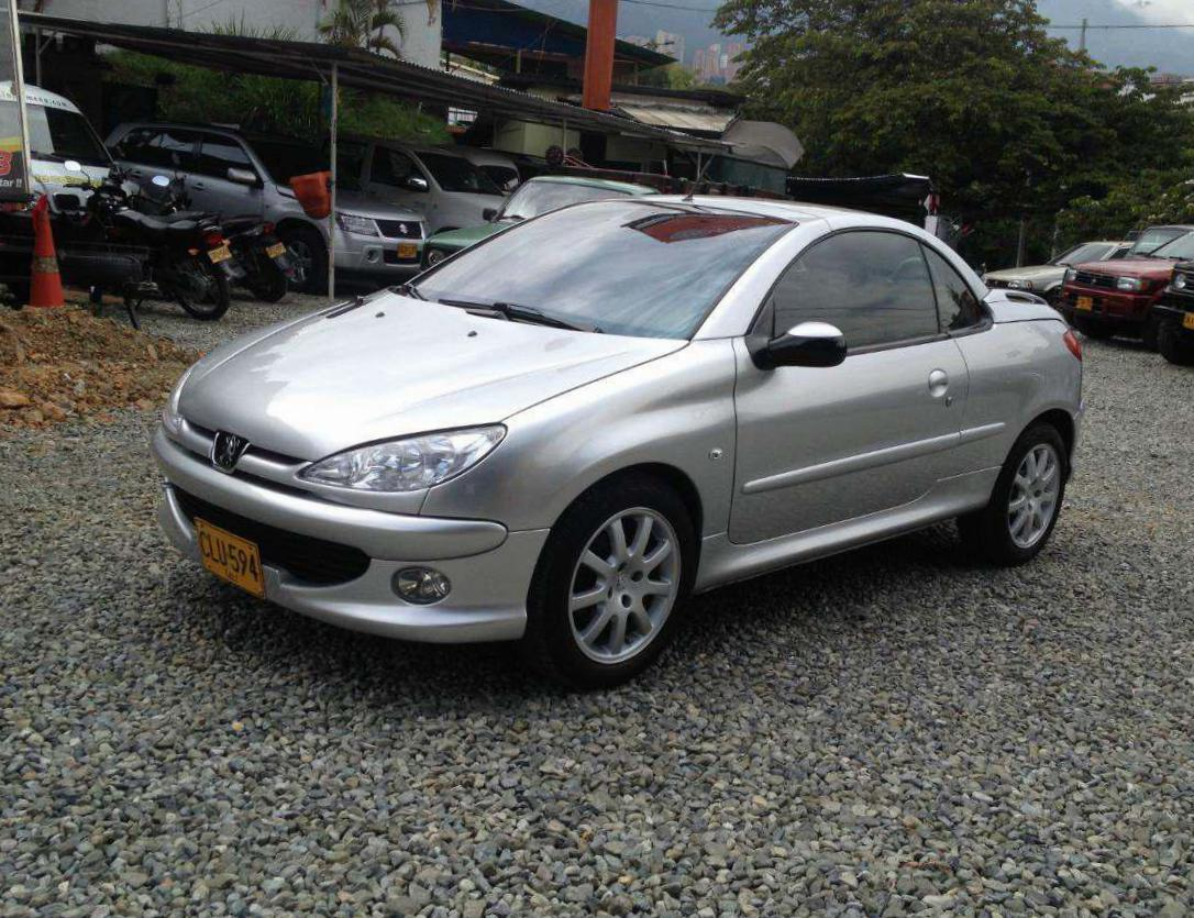 Peugeot 206 CC Specifications hatchback