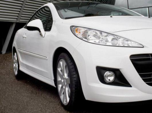 Peugeot 207 5 doors for sale van