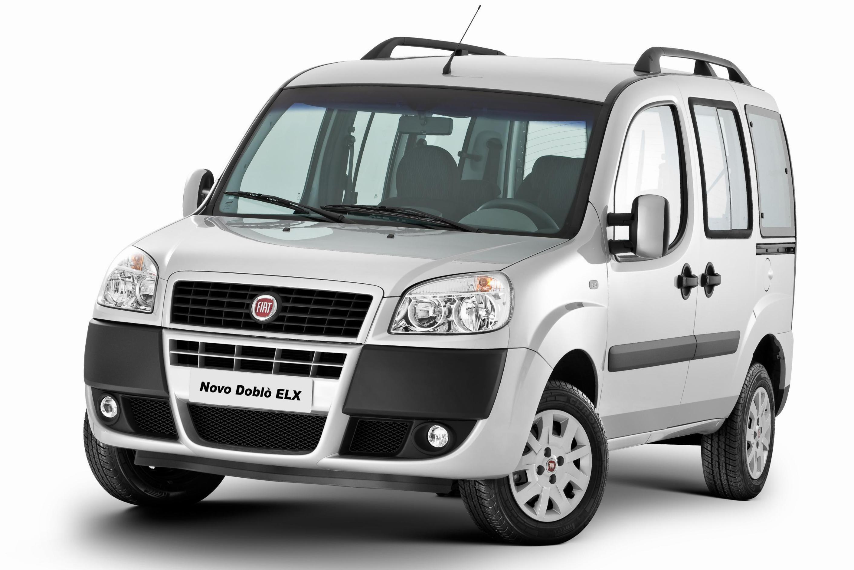 Fiat Doblo reviews 2012