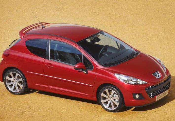207 3 doors Peugeot sale hatchback