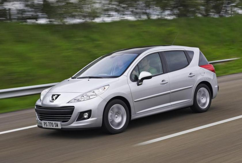 Peugeot 207 3 doors Specification 2009
