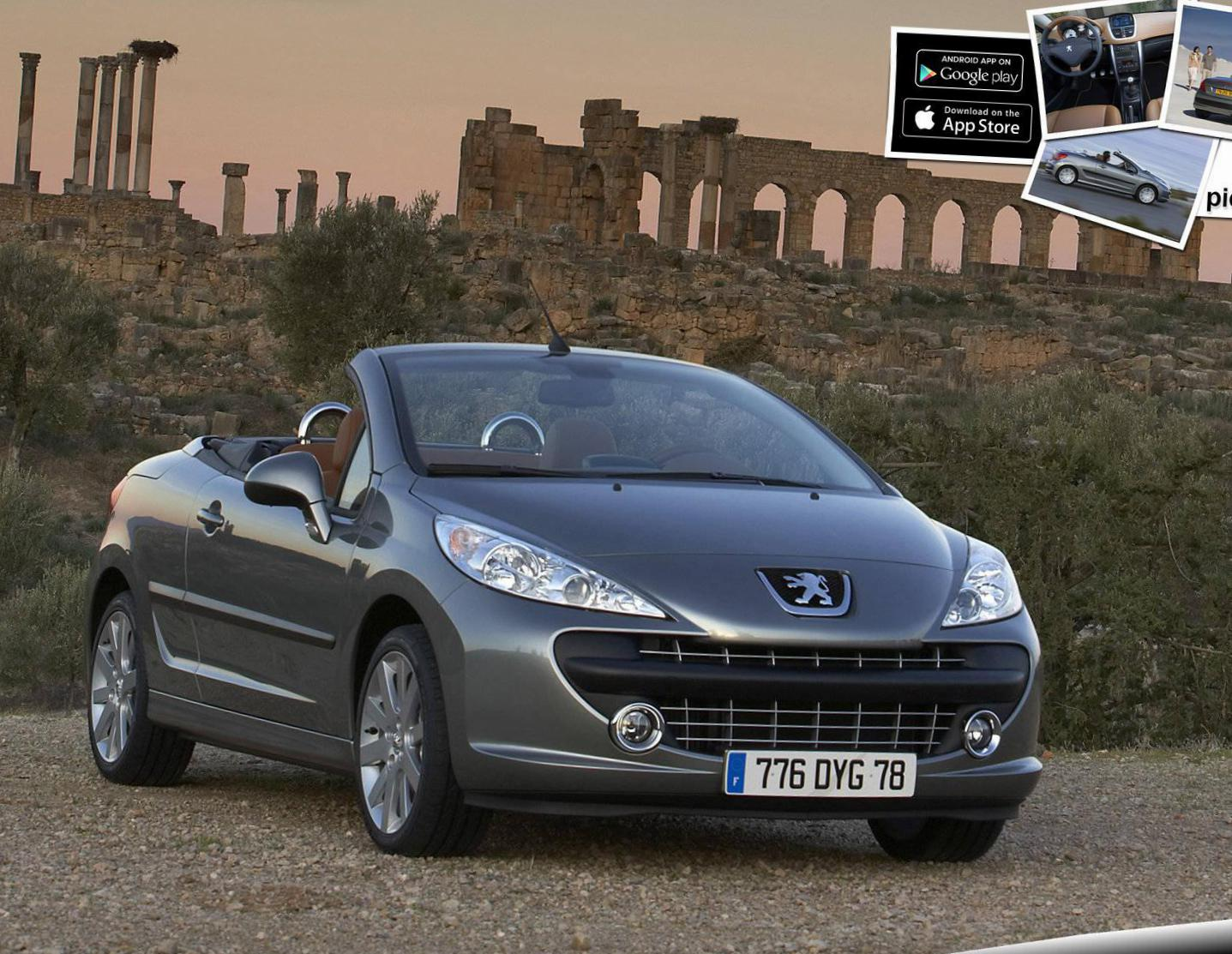 peugeot 207 cc photos and specs. photo: peugeot 207 cc tuning and 26