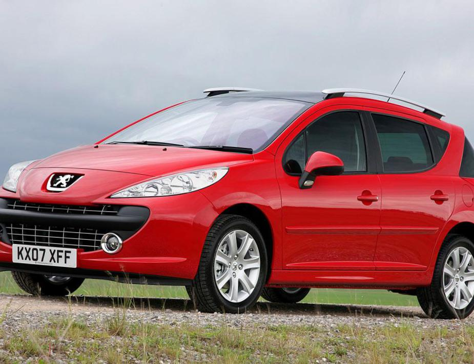 Peugeot 207 SW lease cabriolet