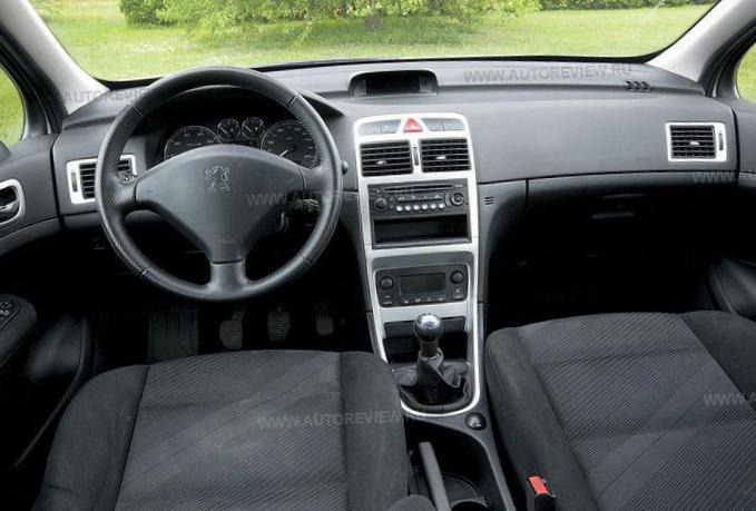 307 5 doors Peugeot for sale suv