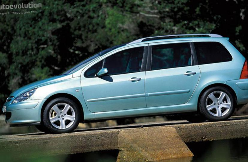 peugeot 307 sw photos and specs. photo: 307 sw peugeot tuning and 24