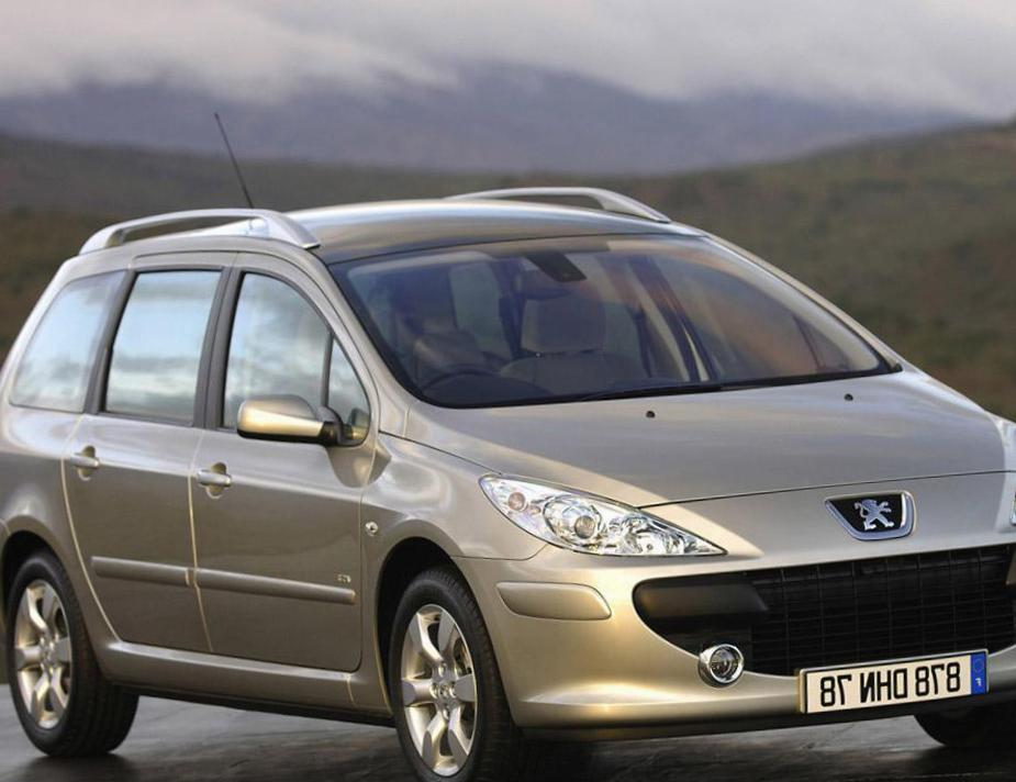 peugeot 307 sw photos and specs. photo: peugeot 307 sw tuning and 24