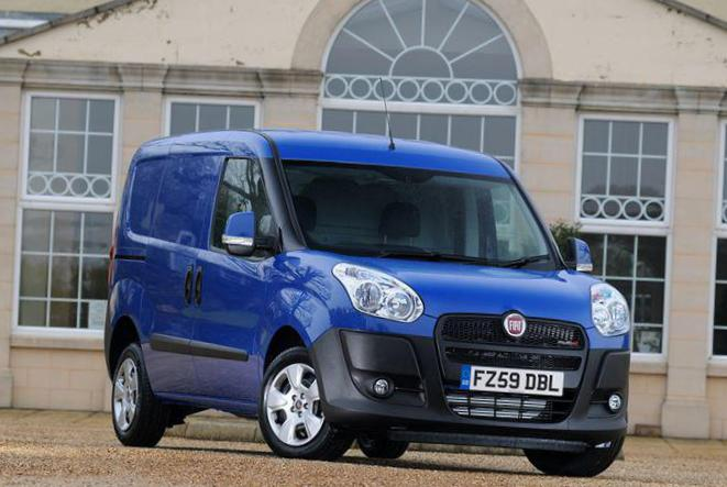 Doblo Cargo Fiat review 2012
