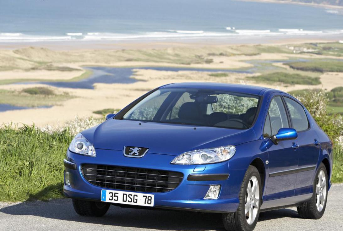 407 Peugeot for sale 2015