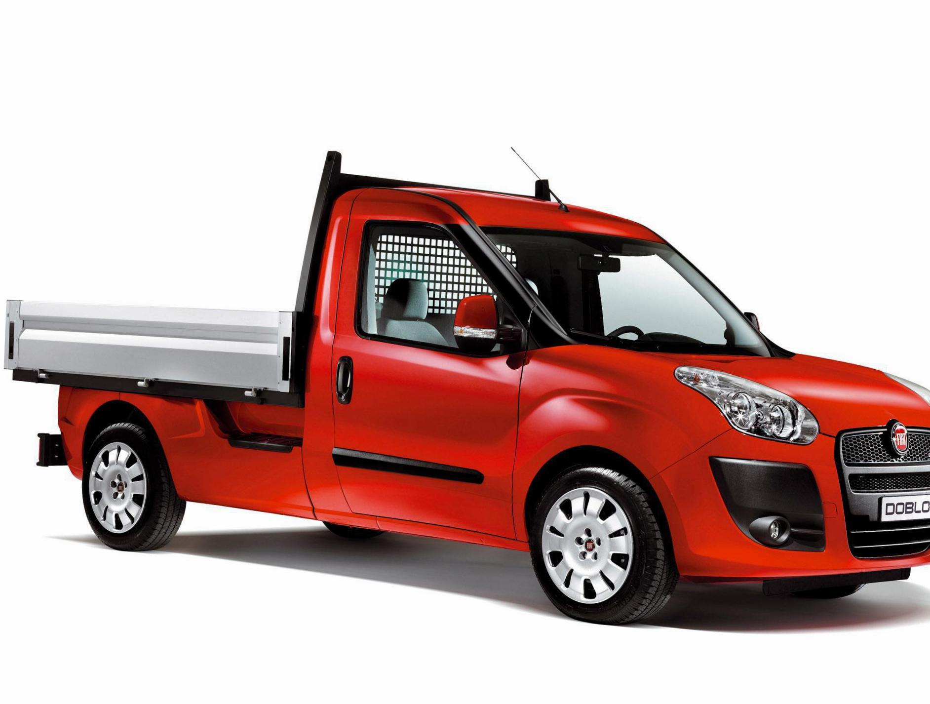 Fiat Doblo Panorama prices 2012