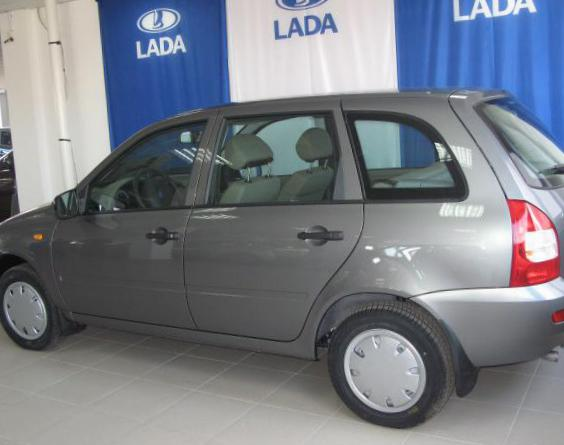 Lada Kalina 1117 prices 2011