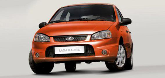 Lada Kalina 1119 Sport   approved 2014