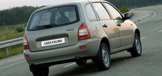 Lada Kalina 1117 approved 2011