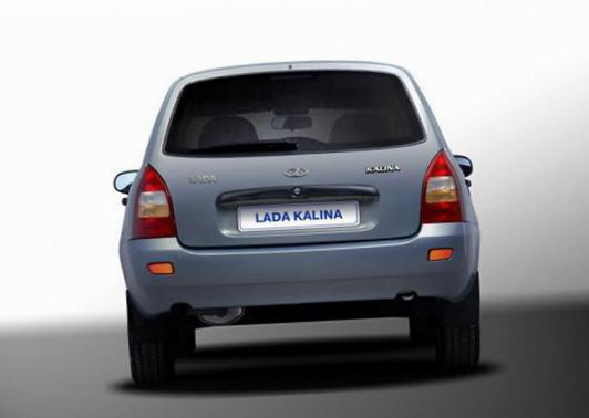Lada Kalina 1117 review hatchback