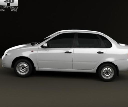 Lada Kalina 1118   prices 2012