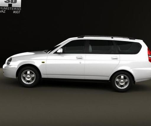 Lada Priora 2171   reviews 2013