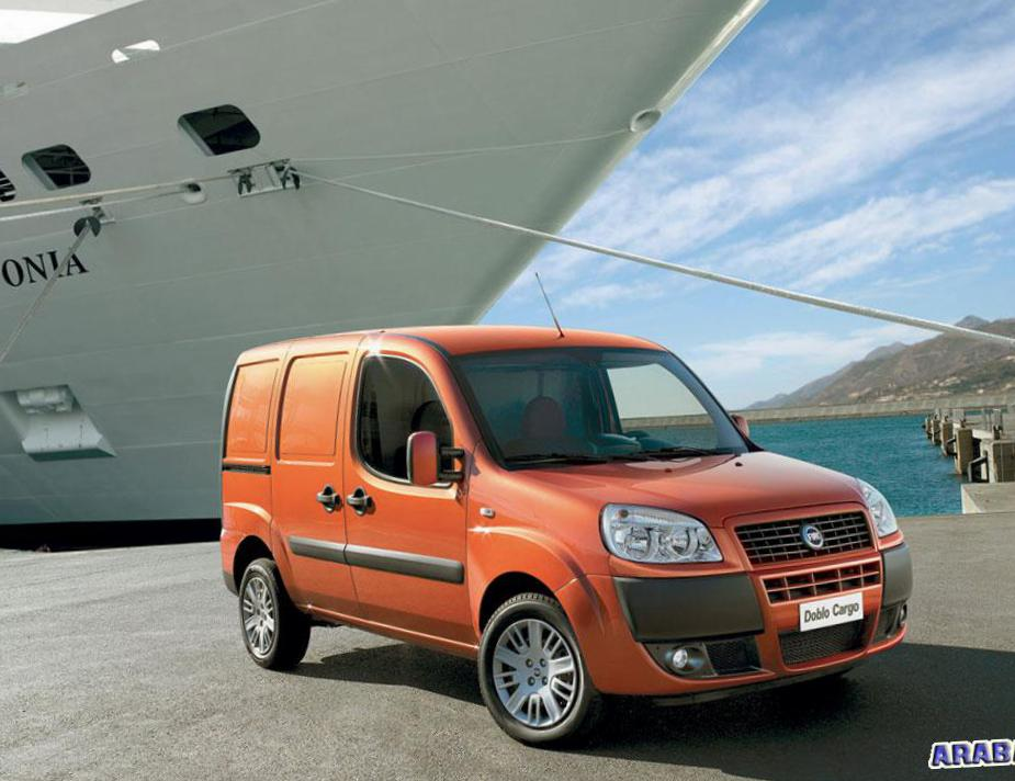 Doblo Cargo Fiat approved hatchback