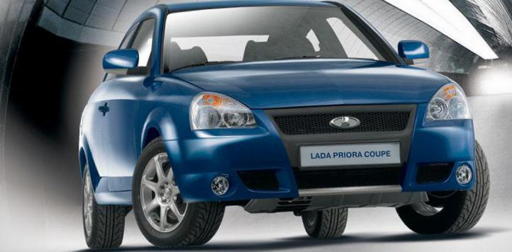 Lada Priora 2172 Coupe   for sale hatchback
