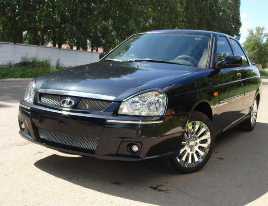 Lada Priora 2172 Specification sedan