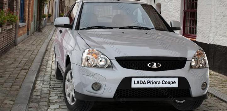 Lada Priora 2172 Coupe   approved hatchback