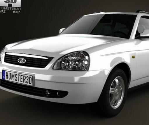 Lada Priora 2171 prices 2011