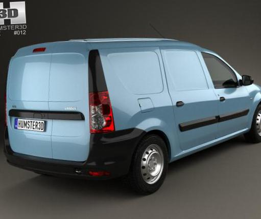 Lada Largus Van how mach 2013