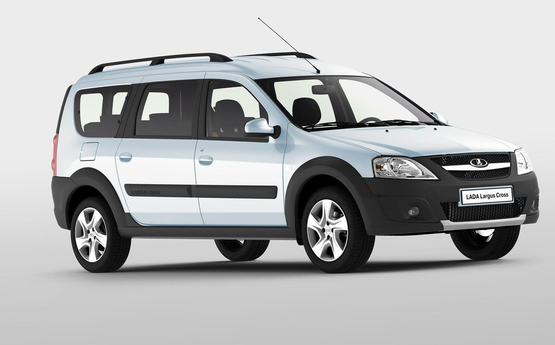 Lada Largus Cross   configuration 2008