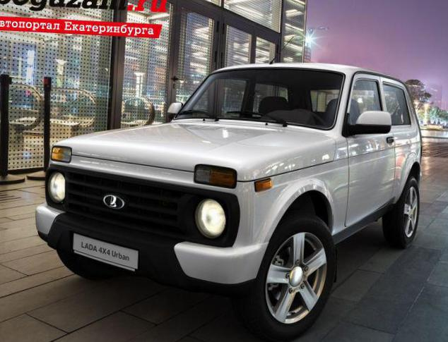 Lada 4x4 Urban   Specifications 2011