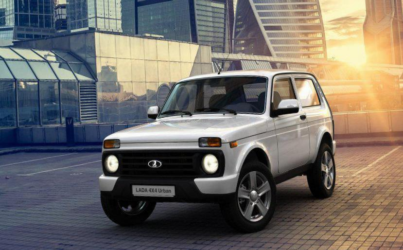 Lada 4x4 Urban prices 2006