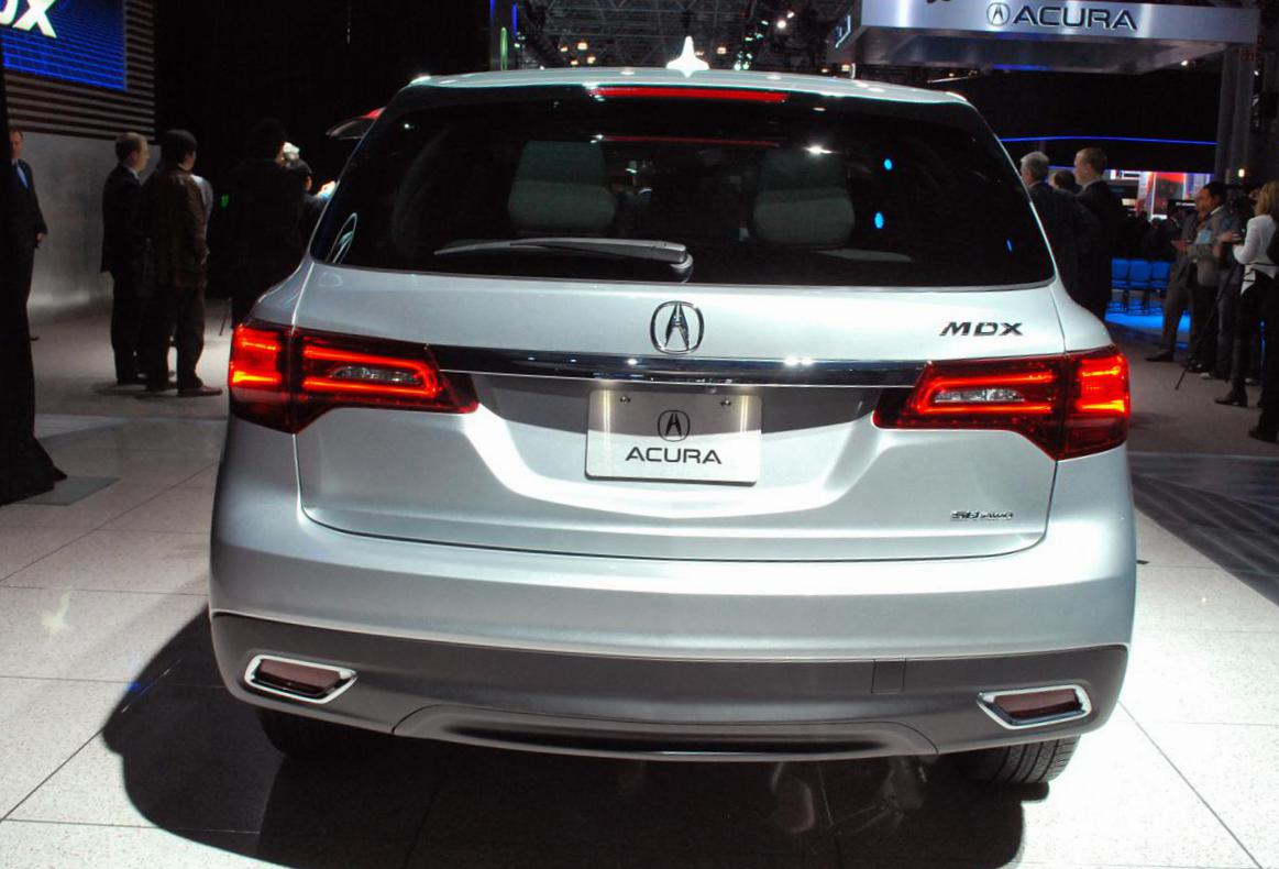 Acura MDX approved 2009