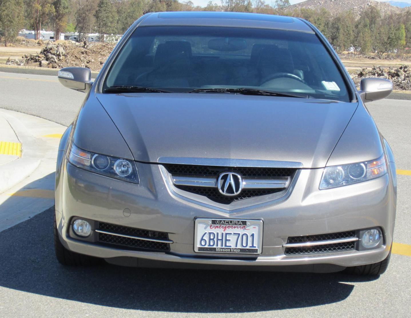 Acura TL reviews 2015