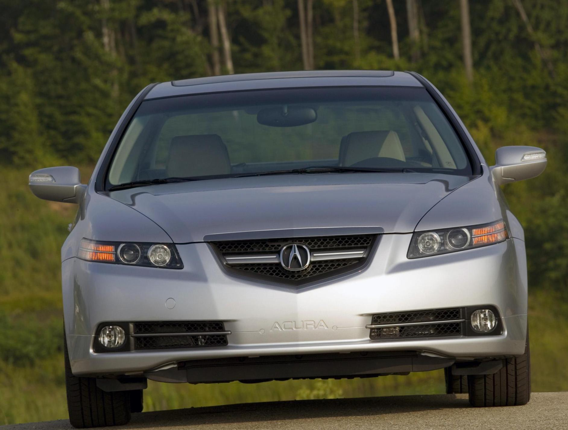 Acura TL Specifications sedan