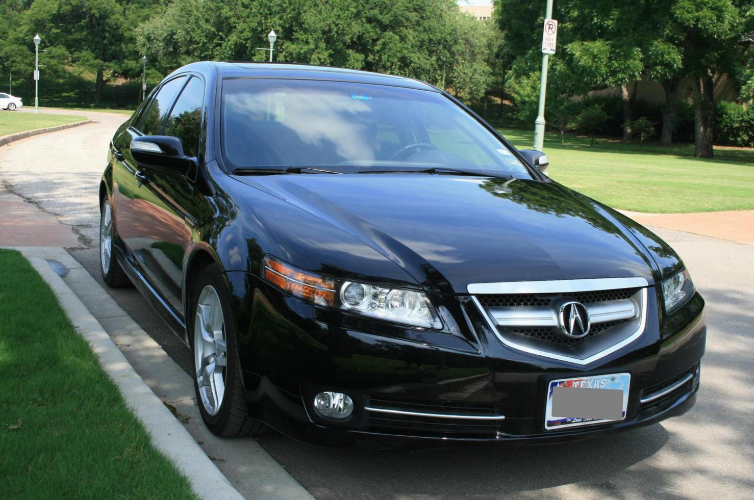 TL Acura approved suv