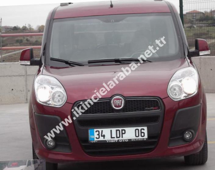 Doblo Combi Fiat review hatchback