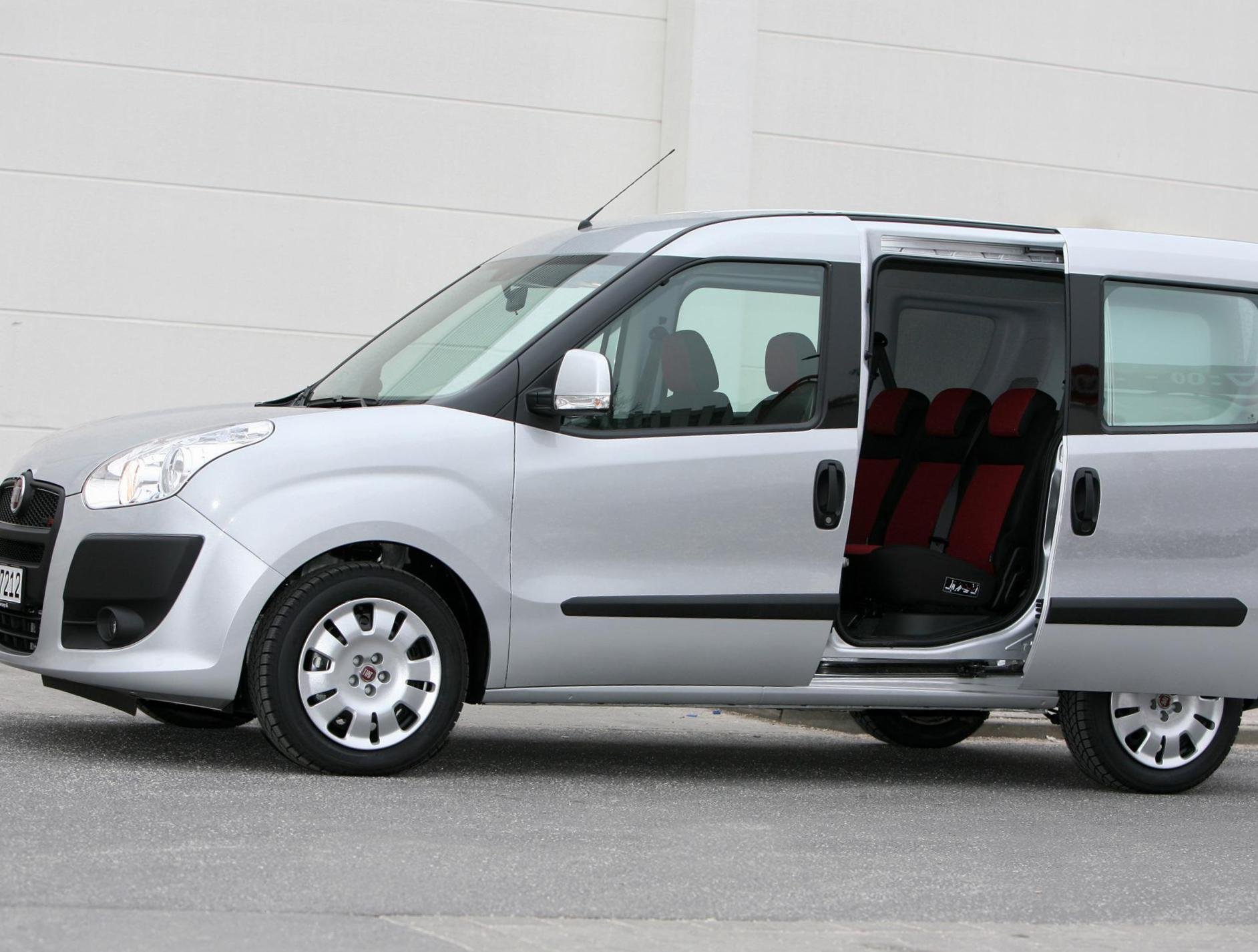 Doblo Combi Fiat reviews 2005