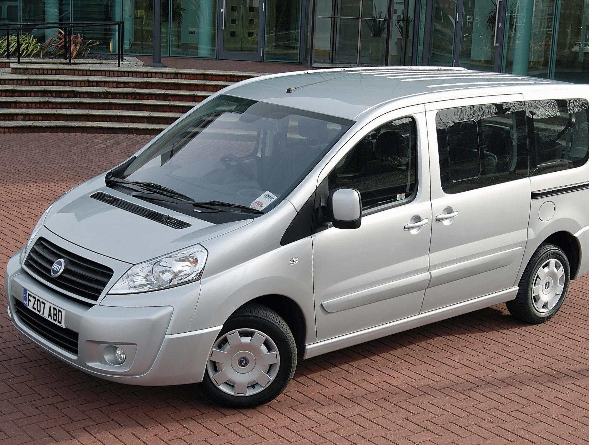 Scudo Panorama Fiat approved sedan