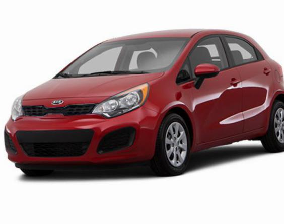 Rio Hatchback KIA approved 2005