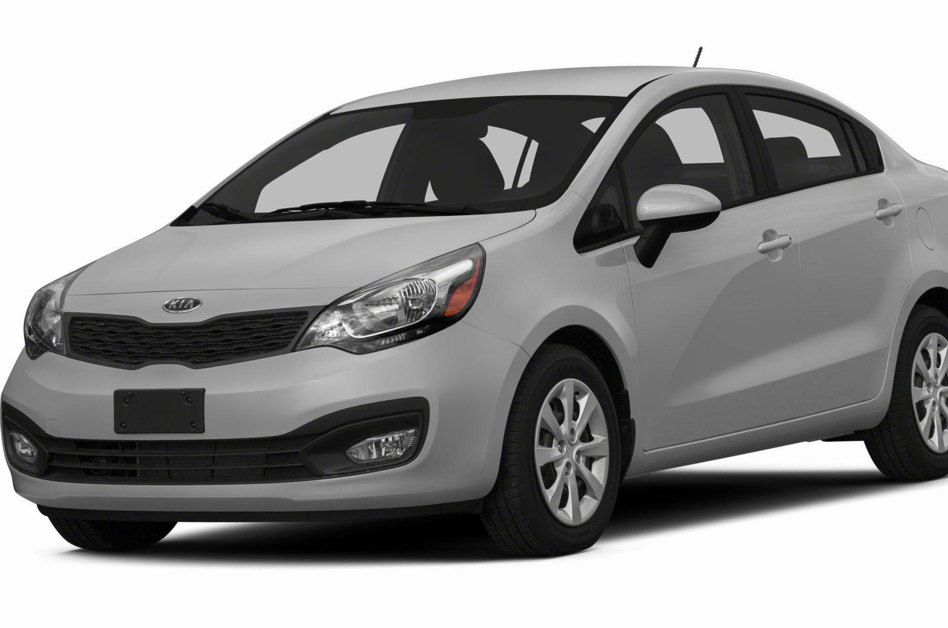 Rio Sedan KIA reviews 2012