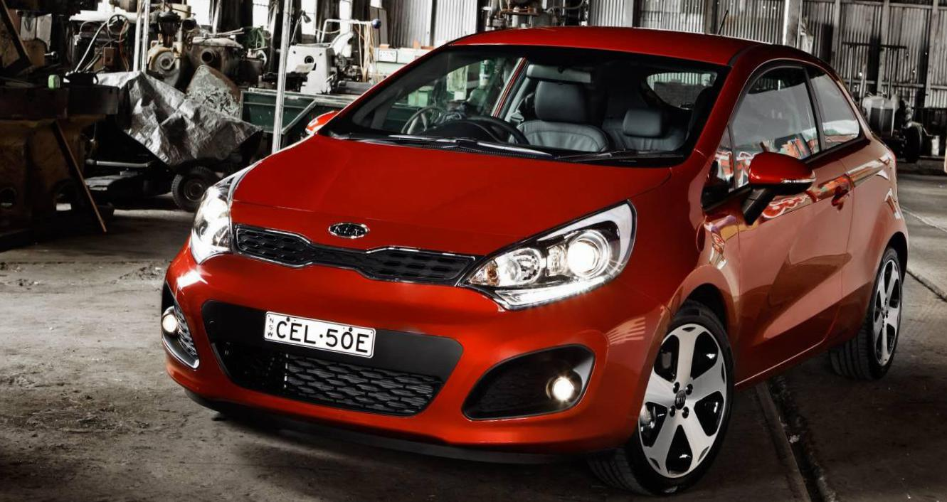 Rio Hatchback KIA Specifications hatchback